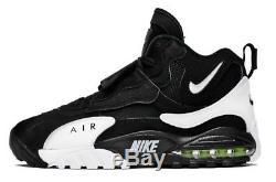 Mens Nike Air Max Speed Turf Black White Voltage Yellow 525225-011