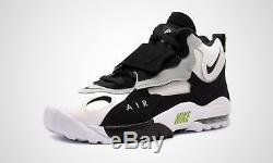 Mens Nike Air Max Speed Turf Chlorophyll White Black Wolf Grey 525225-103