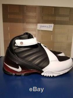 Mens Nike Air Zoom Vick 3 III Atlanta Falcons Turf Trainers 832698-001 Sz 10.5