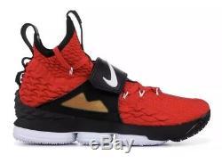 Mens Nike LeBron 15 XV Prime Diamond Turf Deion Sanders AO9144600 NWT Size 13