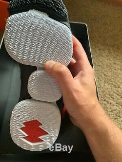 Mens Nike Lebron XV Prime Turf Shoe Size 8 (AO9144 600) No Box Top