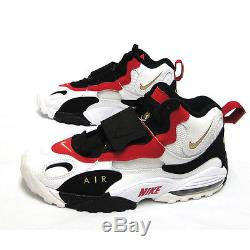 new style d07c9 9af2a Mens Size 9 Nike Air Max Speed Turf White Metallic Gold-Black-Gy 525225-101