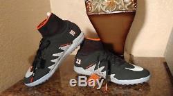 Mens nike air jordan neymar soccer turf shoes in size 8.5