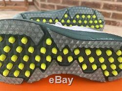 Michigan State Spartans Nike Vapor Turf Player Issued Mens Shoes 9 1/2 9.5 NIB