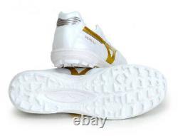 Mizuno JAPAN MORELIA TF Turf Indoor Soccer Football Futsal Shoes Q1GB2001 White