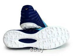 Mizuno JAPAN REBULA SALA PRO TF Soccer Turf Football Futsal Shoes Q1GB1921 Blue