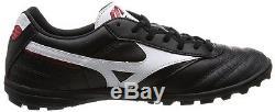 Mizuno MORELIA TF Turf Indoor Soccer Football Futsal Shoes Q1GB1600 Black