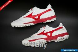 Mizuno Morelia II TF trainer AS turf shoes K leather soccer football rugby boots