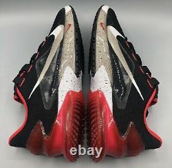 NEW NIKE AIR ZOOM TROUT 7 TURF Baseball Training Shoe Mens Size 9 DD0734-001