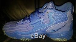 NEW Nike Air Zoom Turf Jet 97 NFL 621957-444 Blue Mens size 10.5