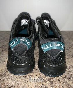 NEW Nike Zoom Force Trout 5 Turf Size 11.5 Shoes BQ5556-001 EAGLE NATION Limited
