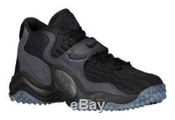 NEW RARE Nike Air Zoom Turf Jet 97 NFL 621957-020 BLACK Mens Size 10.5