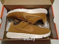 NIB Nike Alpha Huarache Elite 2 TF Men's Size 12 Baseball Turf Shoes AJ6877-700