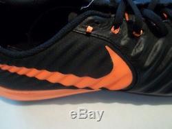 NIB Nike TiempoX Finale VII Pro TF Men's Size 10 Soccer Shoes AH7249-080 Turf