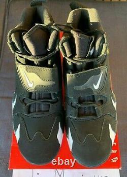 NIKE AIR DIAMOND TURF DT MAX 96 DEION SANDERS Shoes 316408-003 Sizes 9 & 9.5