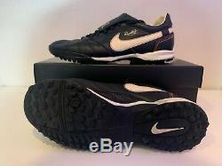 NIKE AIR MAX R10 Ronaldinho Mercurial TURF T90 TRAINERS Size 9,5 8,5 43