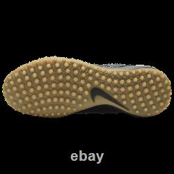 NIKE ALPHA HUARACHE 7 PRO TF LAX TURF Shoes/Black AR3241-001 Sz 10.5
