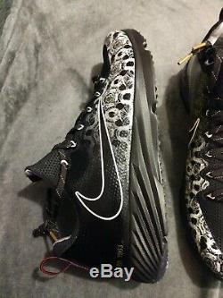 NIKE BHM Vapor Speed Turf Size Men's Size 13 New Samples VPR Lacrosse