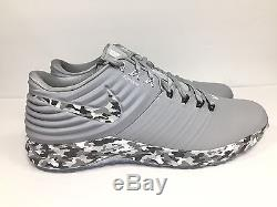 online retailer df7a4 c7cd9 NIKE LUNAR TROUT 2 TURF TRAINERS MENS CAMO GREY WHITE Size 13 Shoes NEW