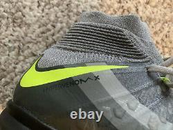 NIKE MERCURIAL HYPERVENOM AIR MAX 95 Soccer Trainer/Turf Shoes Mens 9