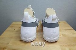 NIKE Men's Alpha Huarache 6 Elite LAX/Football Turf Shoes 923426-102 Szs 10 11