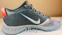 NIKE Men's Force Zoom Mike Trout 5 MIV Baseball Turf Shoes Size 11.5 AT3202-002