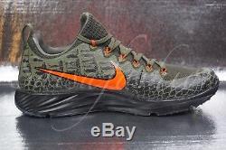 NIKE VAPOR SPEED TURF (FLORIDA) Men's Training Shoe 924775 280 Sz 10.5