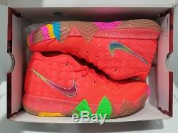New 2018 Nike Kyrie 4 Lucky Charms BV0428-600 Cereal Pack Mens Shoes DS Size 11