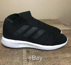 New Adidas Nemeziz Tango 18.1 Tr Soccer Turf Shoes Black Mens Size 10 Ac7076