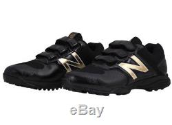 New Balance Men's Size 10 Velcro Korea Exclusives Turf Baseball Black TK3000K3