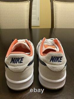 New Nike Adversary Premium SB Turf Orange Sneaker Shoes Size US 9.5