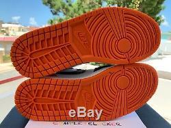 New Nike Air Jordan 1 Low Shattered Backboard Retro 553558-128 Mens Shoes SZ 8.5