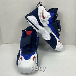 New Nike Air Max Speed Turf BV1165 100 NY Giants Football Training Shoes Men's 9