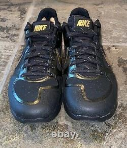 New Nike Alpha Huarache Elite 2 TF Baseball Turf Shoes Size 11 CI2221-001 No Box