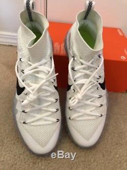 New Nike Alpha Sensory Turf Shoes Mens Size 11 854312 101 Rare Shoe