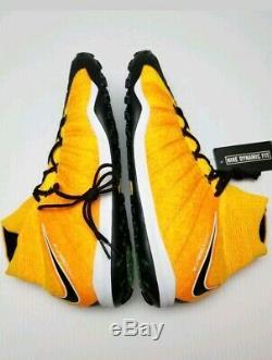 New Nike HypervenomX Proximo II DF TF Turf Soccer Shoes Men Size 11.5 852576-801
