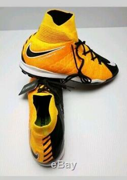 New Nike HypervenomX Proximo II DF TF Turf Soccer Shoes Men Size 11 852576-801