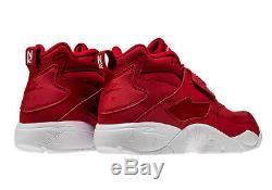 New Nike Men's Air Diamond Turf Deion Sanders Shoes (309434-600) Red//White