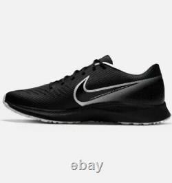 New Nike Vapor Edge Pro Turf shoe Mens Size 10.5 Black CD0086-001