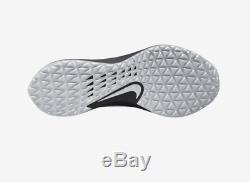 New Nike Vapor Edge Turf D0086001 Black/White/ Mens Shoes c1