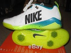 New Nike Zoom Trout 4 Turf Asg Shoes Mens Sz 10.5 921599 103 Mike Trout Angels