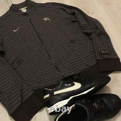 Nike 10R Ronoldinho Hoodie L / Tiempo Turf Indoor Soccer Shoes US10