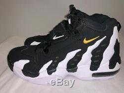 Nike Air DT Max'96 Diamond Turf Shoe Black White 316408-003 Men size 10