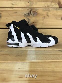 Nike Air DT Max'96 Diamond Turf Shoe Black/ White Mens Size 9.5 316408-003