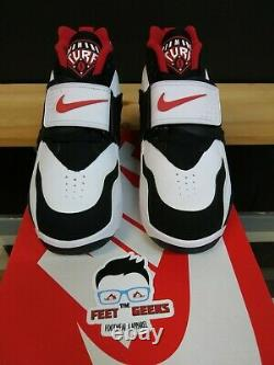 Nike Air Diamond Turf 1 Deion Sanders 49ers Size 8 Us Men Shoes New With Box