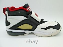 Nike Air Diamond Turf 49ers Deion Sanders Mens Size 11.5 US 309434 101 Shoes