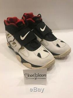 Nike Air Diamond Turf II 2 Deion Sanders Primetime OG LeBron Tribute shoe Sz 11