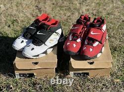 Nike Air Diamond Turf II Deion Sanders Size 12 Us Men Shoes $240