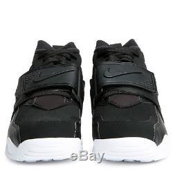 Nike Air Diamond Turf Men's Shoe Lifestyle Comfy Sneaker Black/black-white