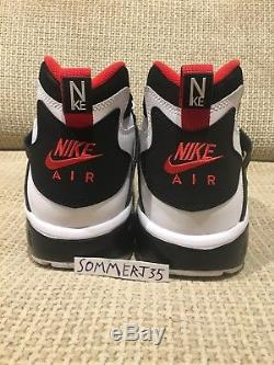 Nike Air Diamond Turf Retro OG Deion Sanders 49ers Lebron 309434-105 Men Size 10